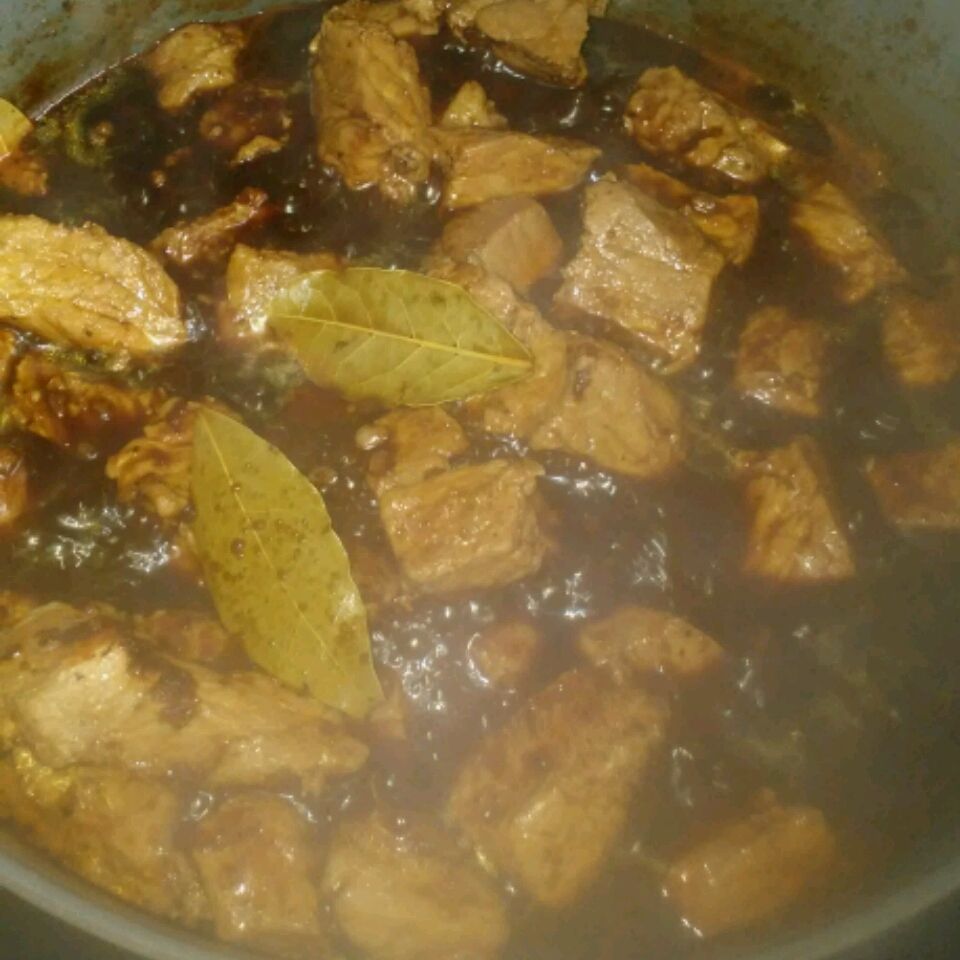 Filipino Pork Adobo leilani