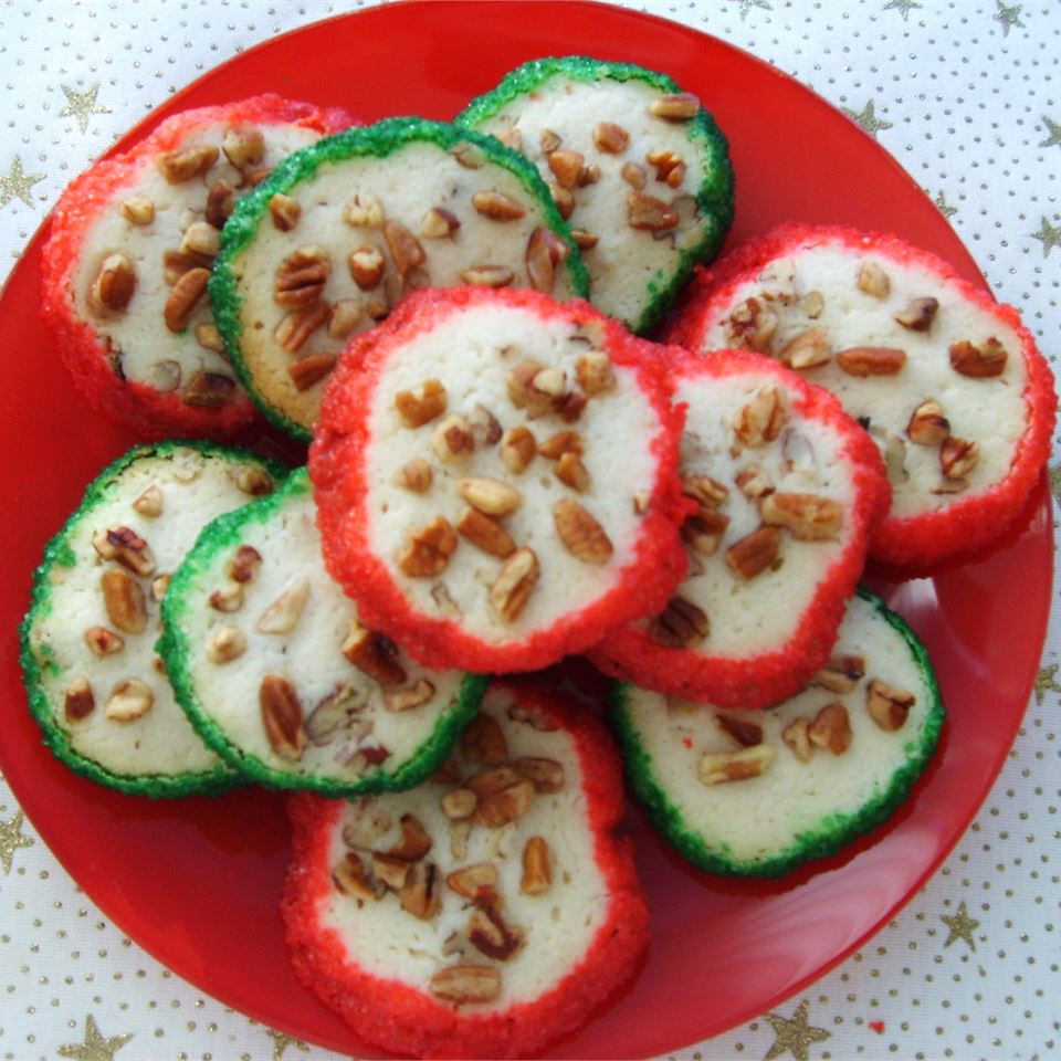 Cream Cheese Christmas Cookies