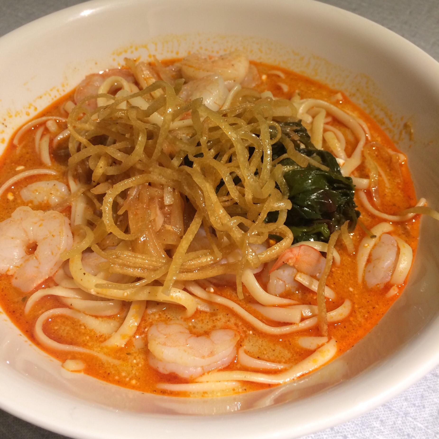 Khao Soi Soup Lynette Delisle