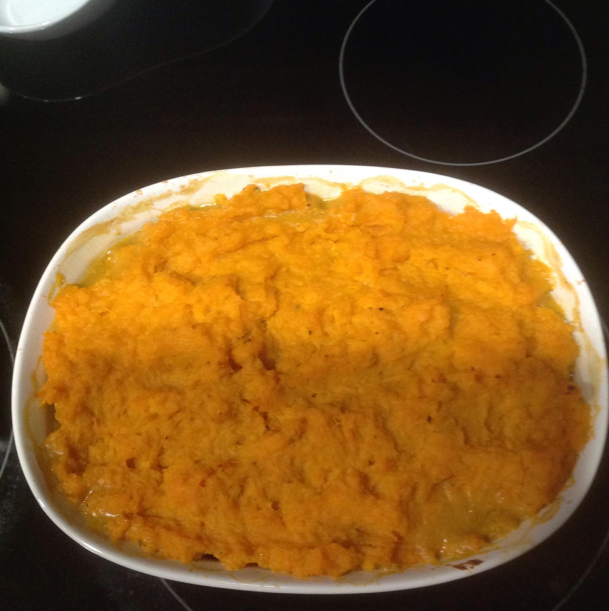 Sweet Potato Shepherd's Pie Oletha