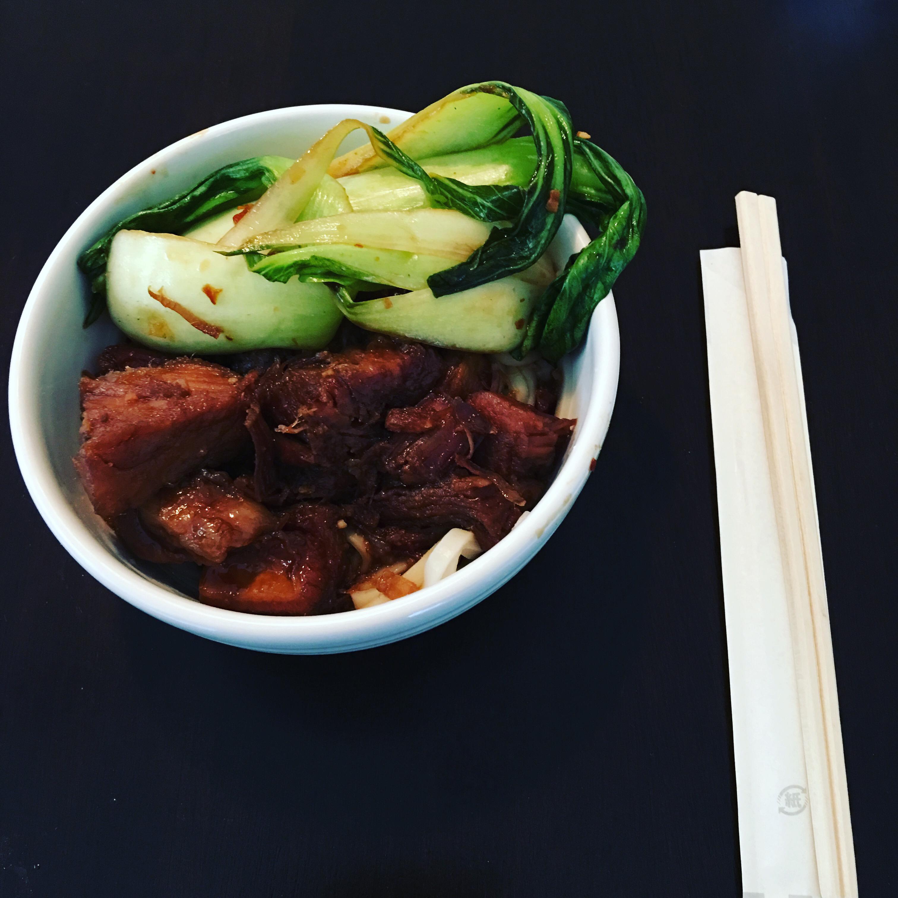 Okinawa Shoyu Pork Frank