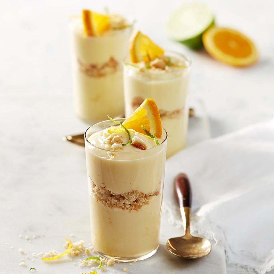 Citrus Custard Diabetic Living Magazine