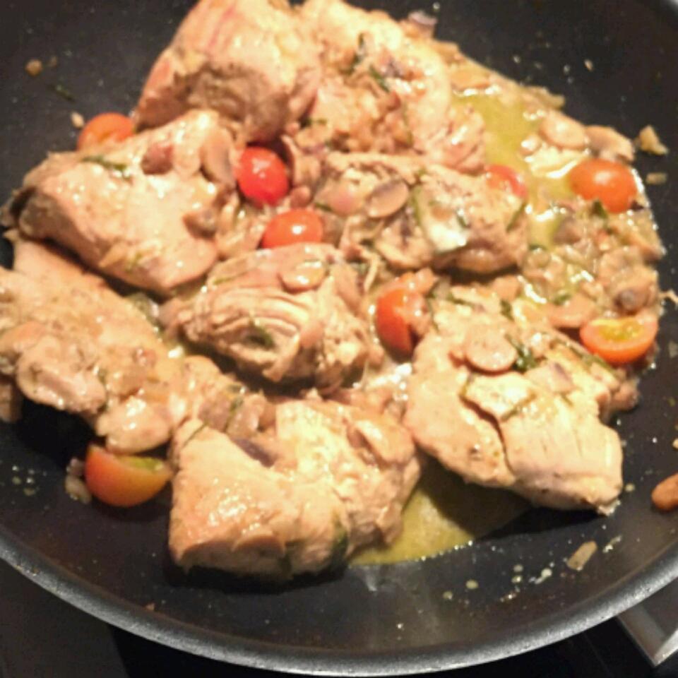 Chicken Gorgonzola Cosmin Salca