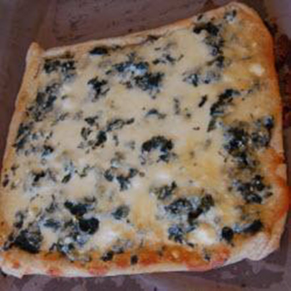 Puff Pastry with Spinach and Feta