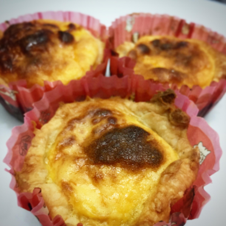 Portuguese Egg Tarts Rani Rasfiardha
