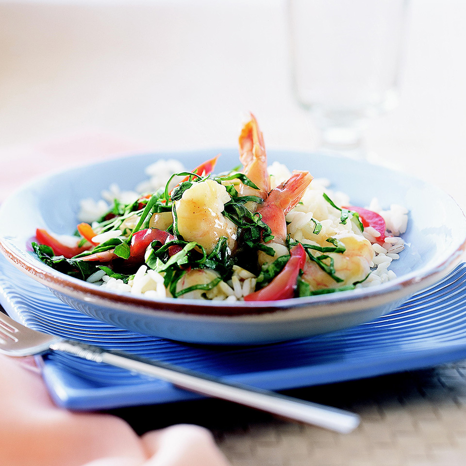 Hoisin and Citrus Shrimp Sauté Allrecipes Trusted Brands