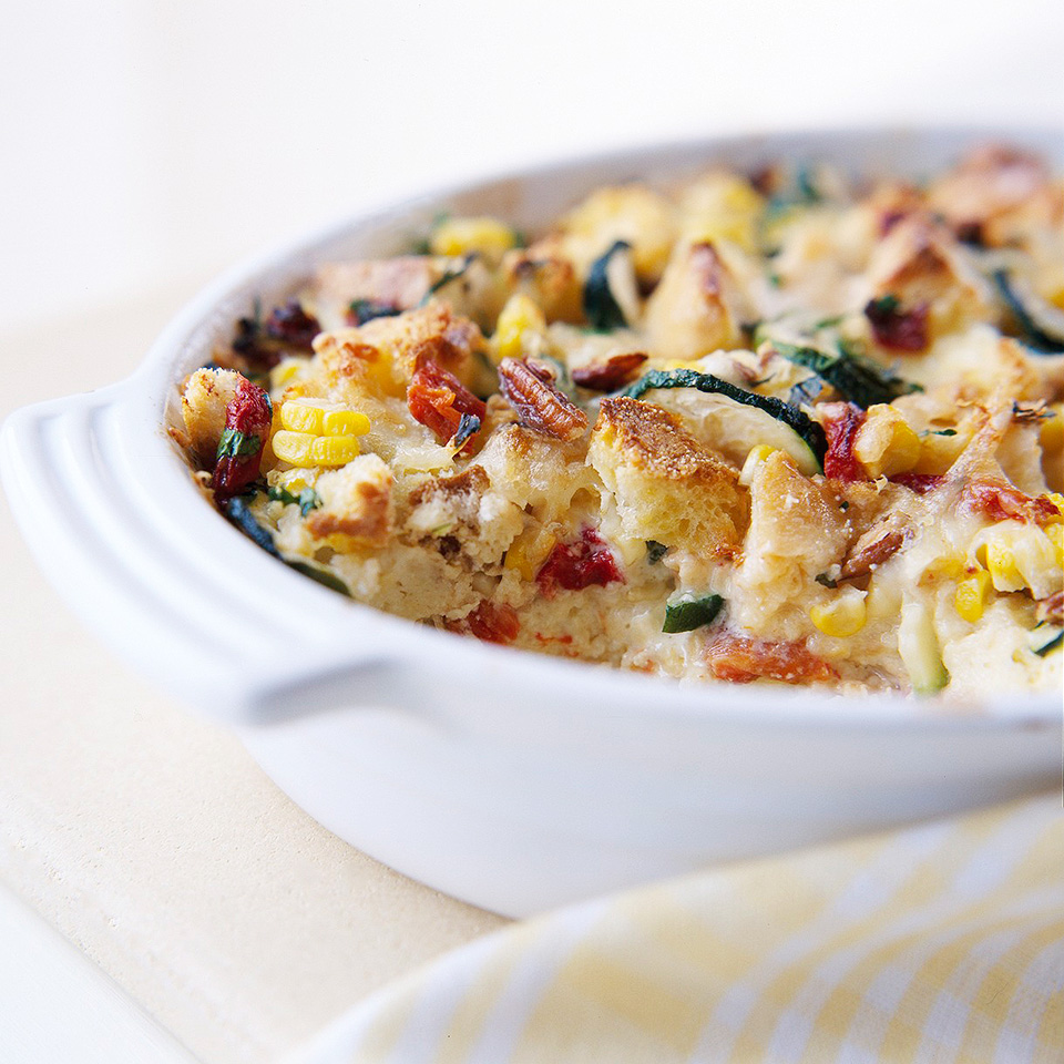 Zucchini Bread Pudding Diabetic Living Magazine