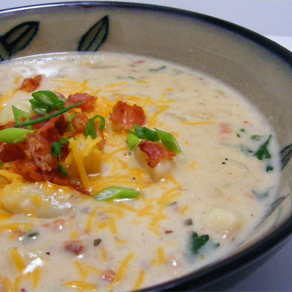 Absolutely Ultimate Potato Soup