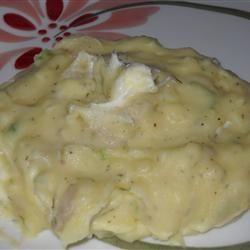 Creamy Yukon Mashed Potatoes Marisa R.