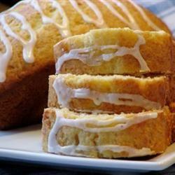 Eggnog Quick Bread mominml