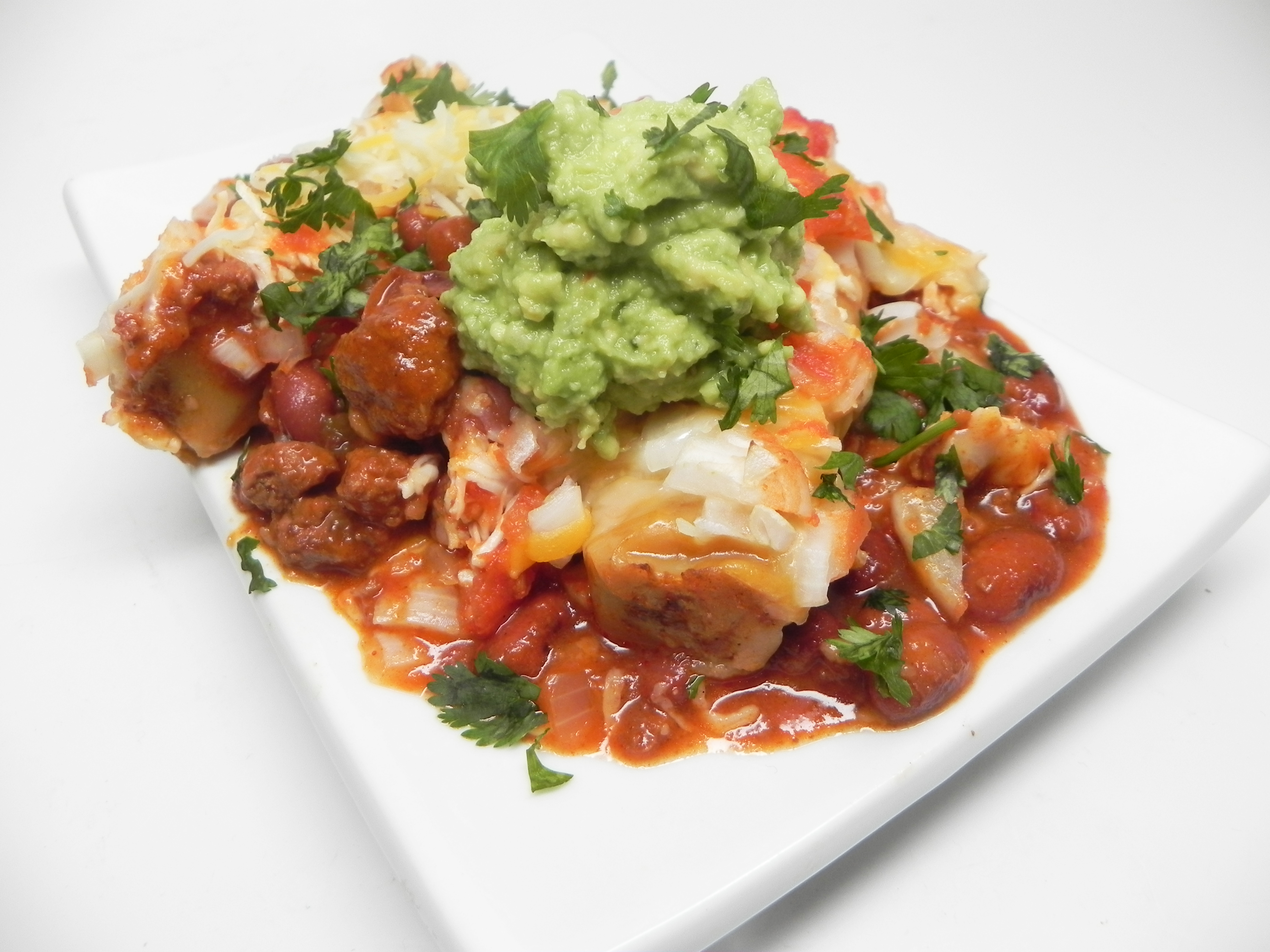Awesome Mexican Casserole