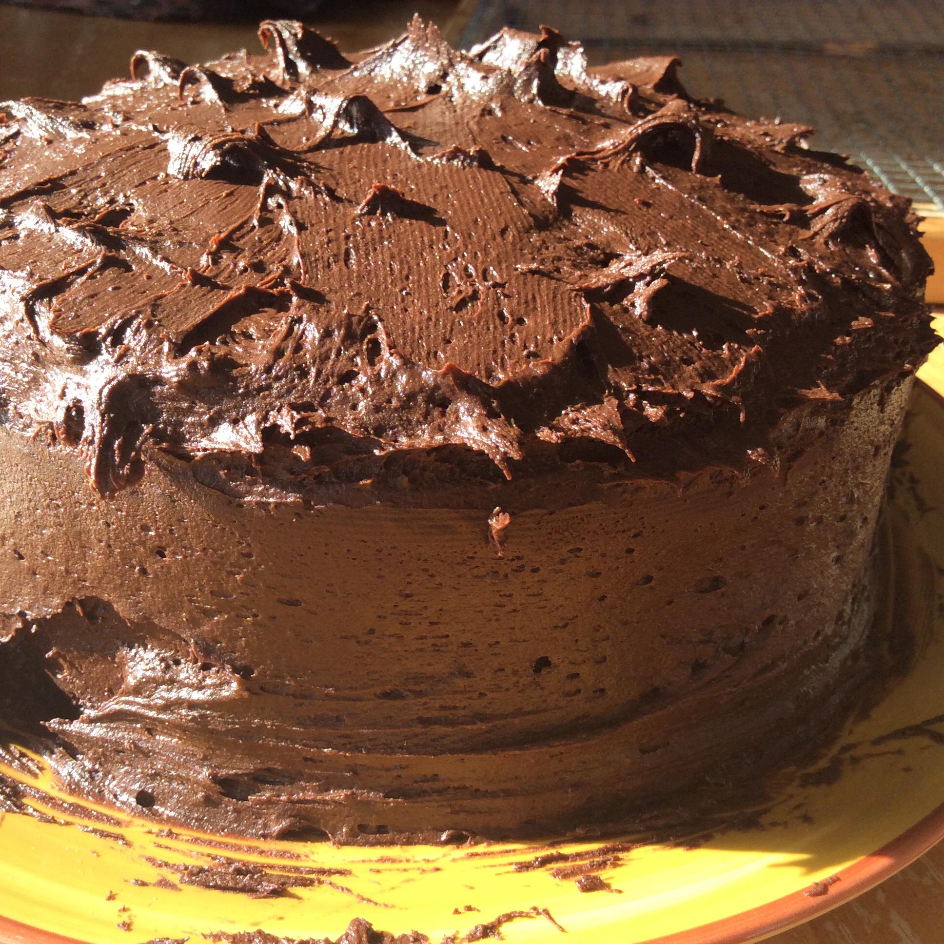 Best Chocolate Frosting Crabbiguy