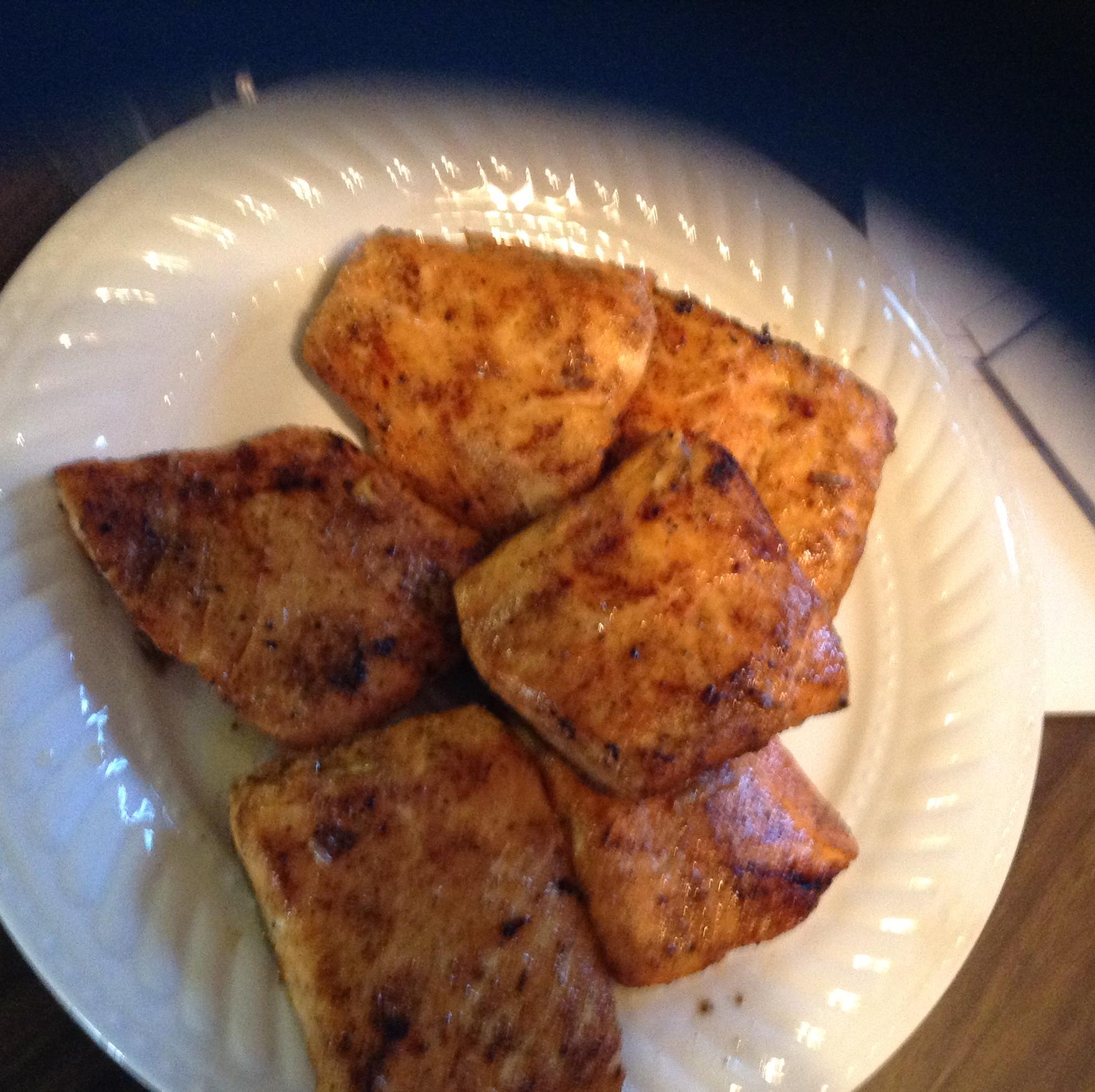 Cardamom Maple Salmon Marlin Schroeder