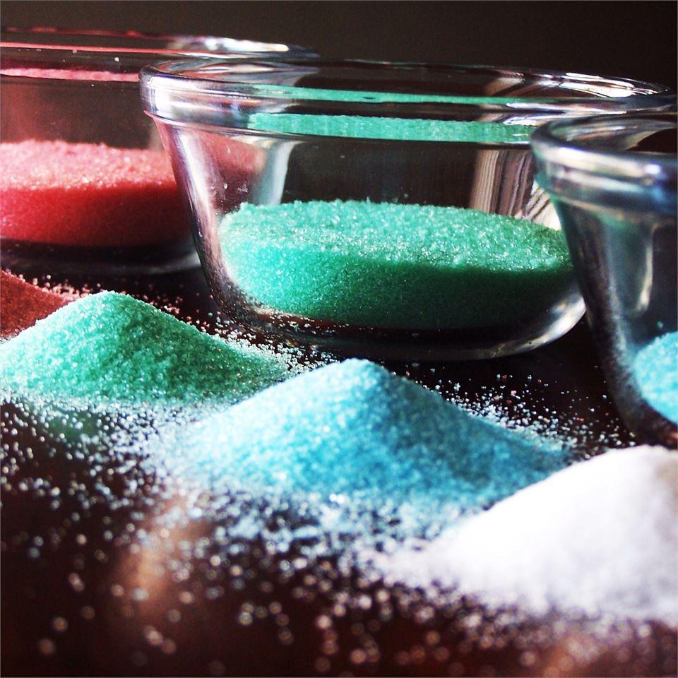 Colored Sugar Sue