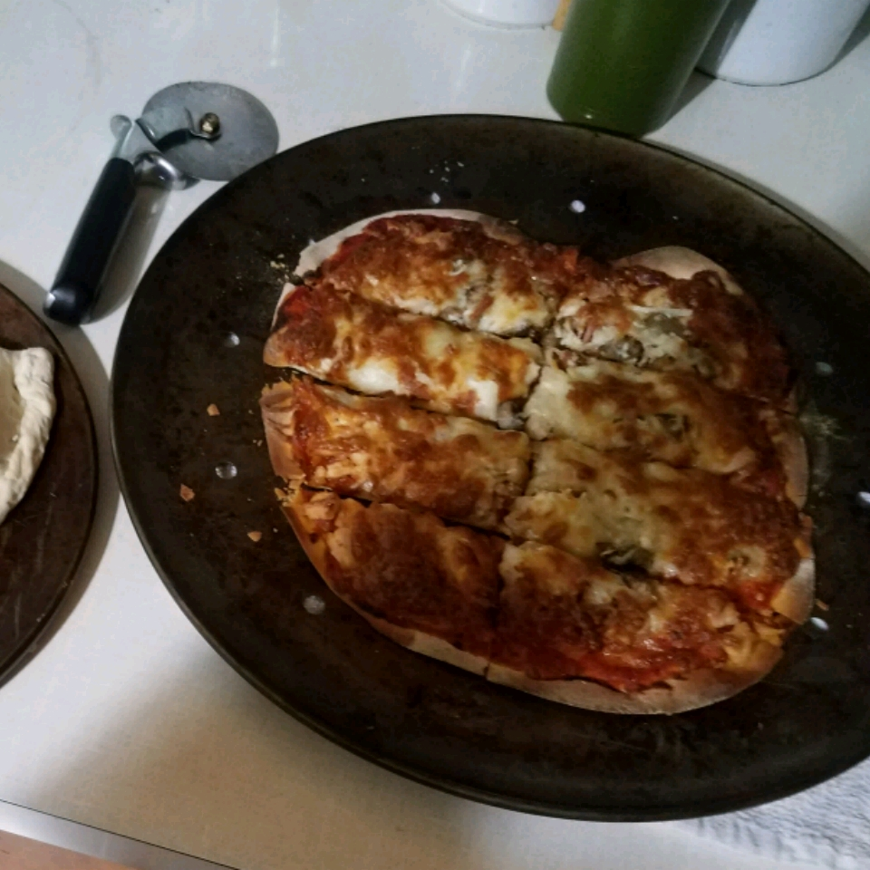 Pizza Oven Dough Tiffany Riggle