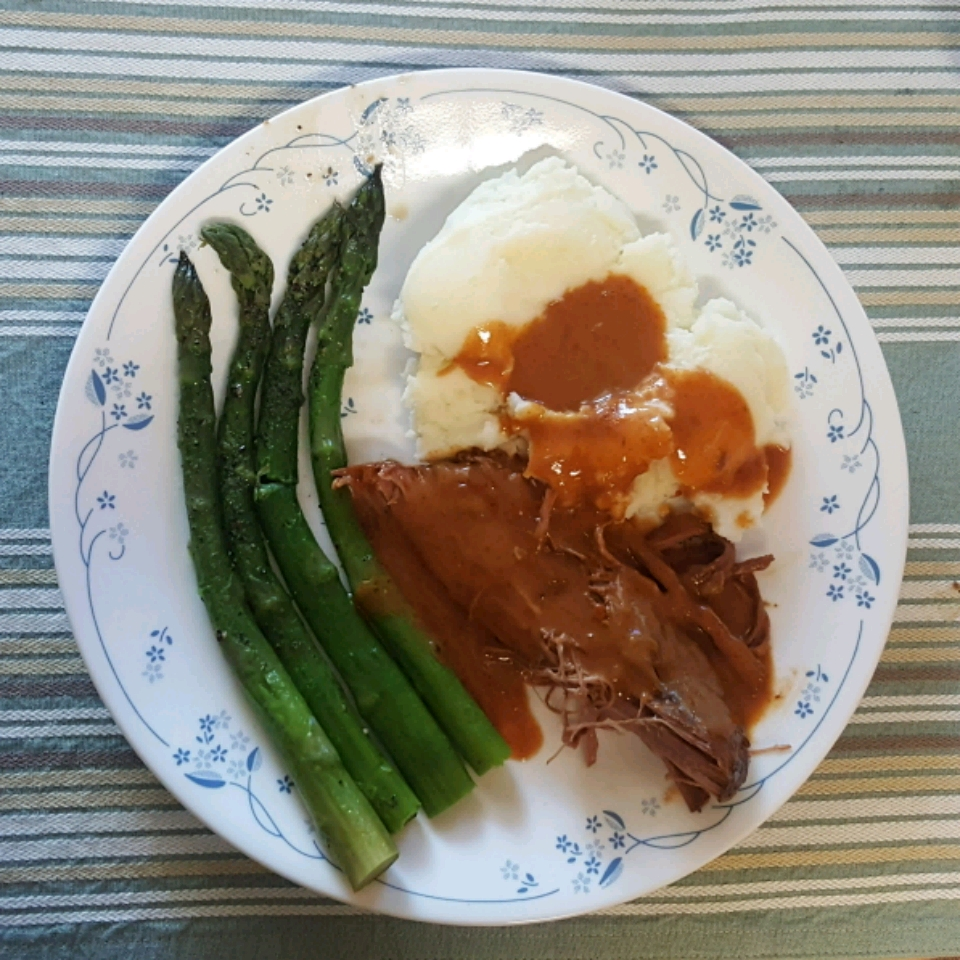 Slow Cooker London Broil Suravian