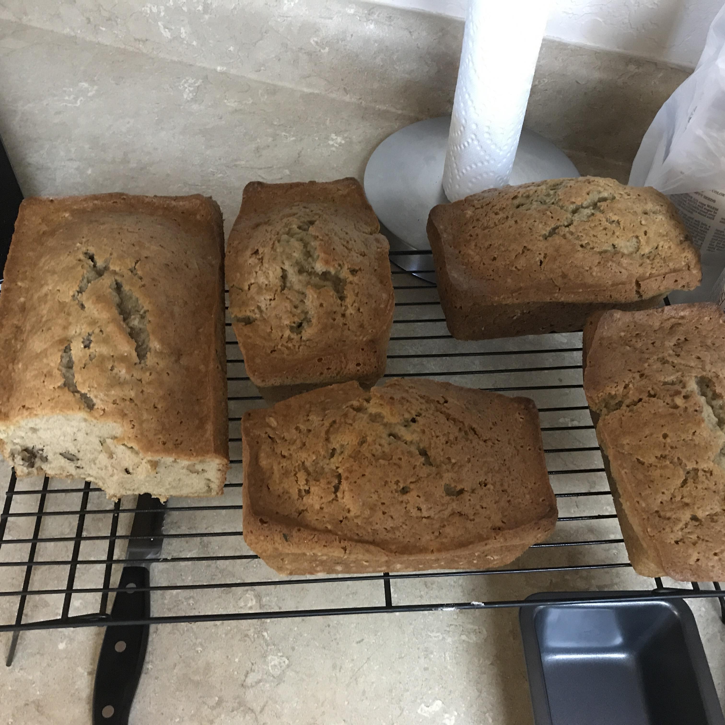 Zucchini Bread VII Becky Rector