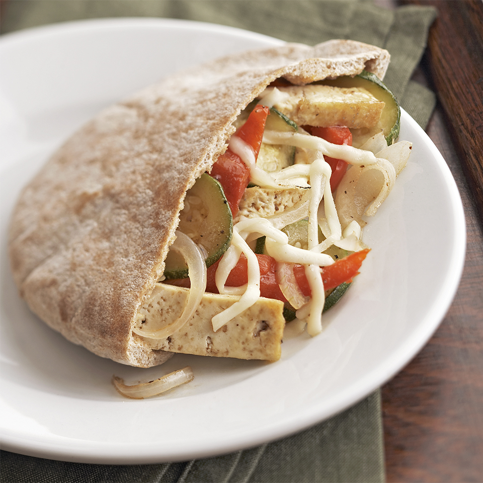 Roasted Tofu and Veggie Pockets Allrecipes Trusted Brands