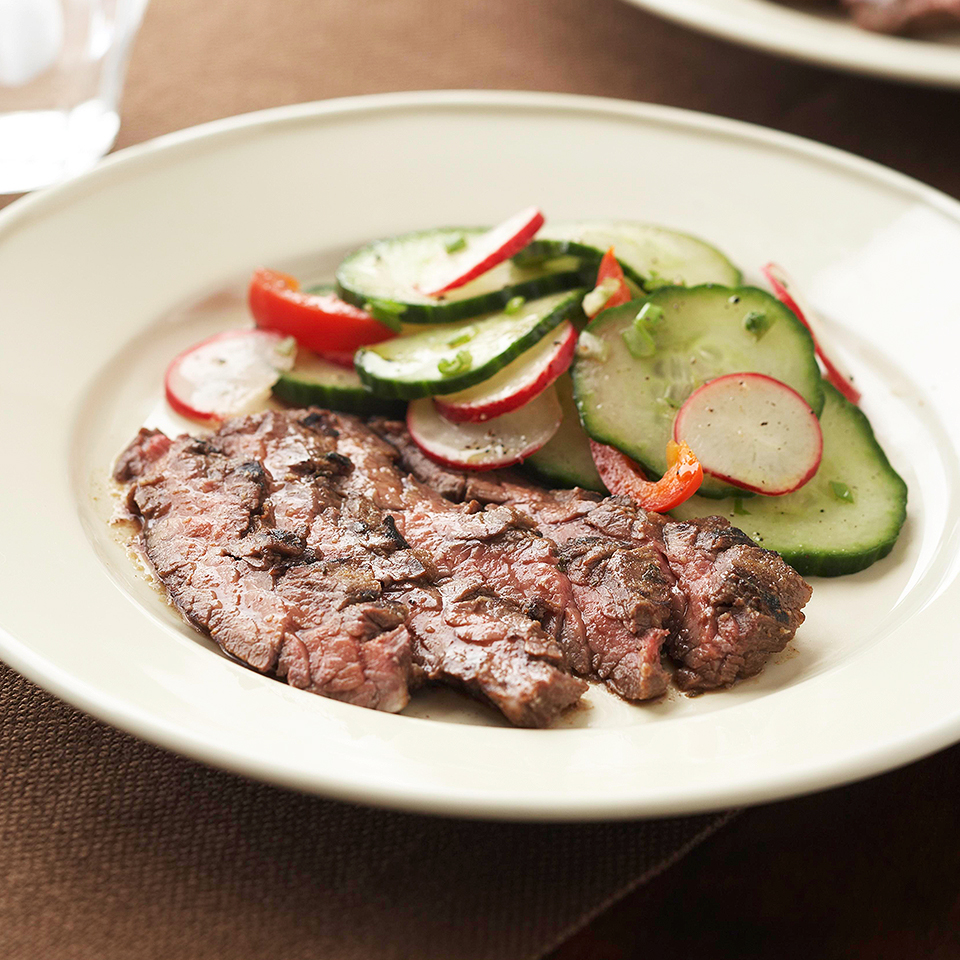 Southwestern Skirt Steak Diabetic Living Magazine