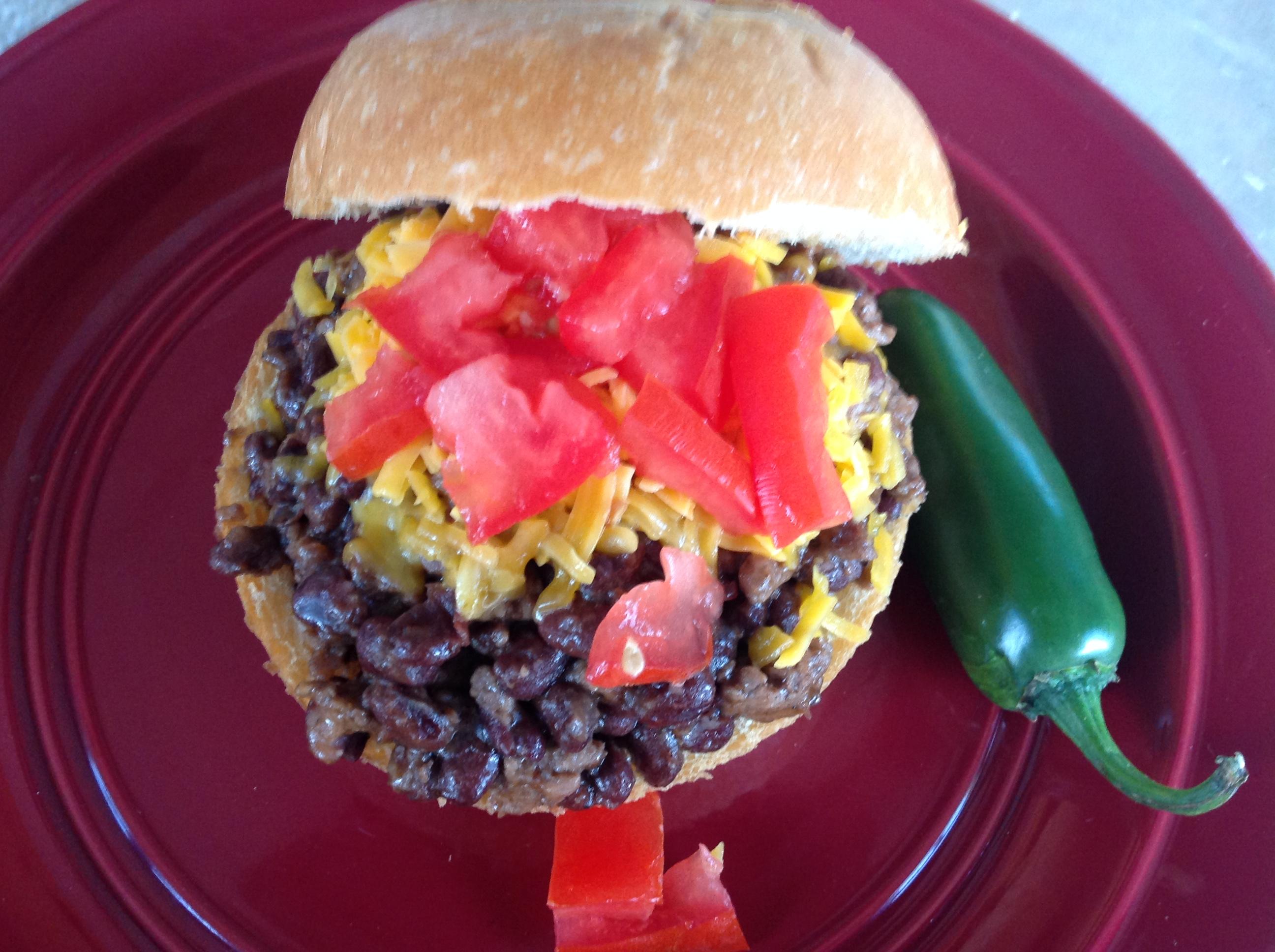 Taco Bean Burgers Cliff G