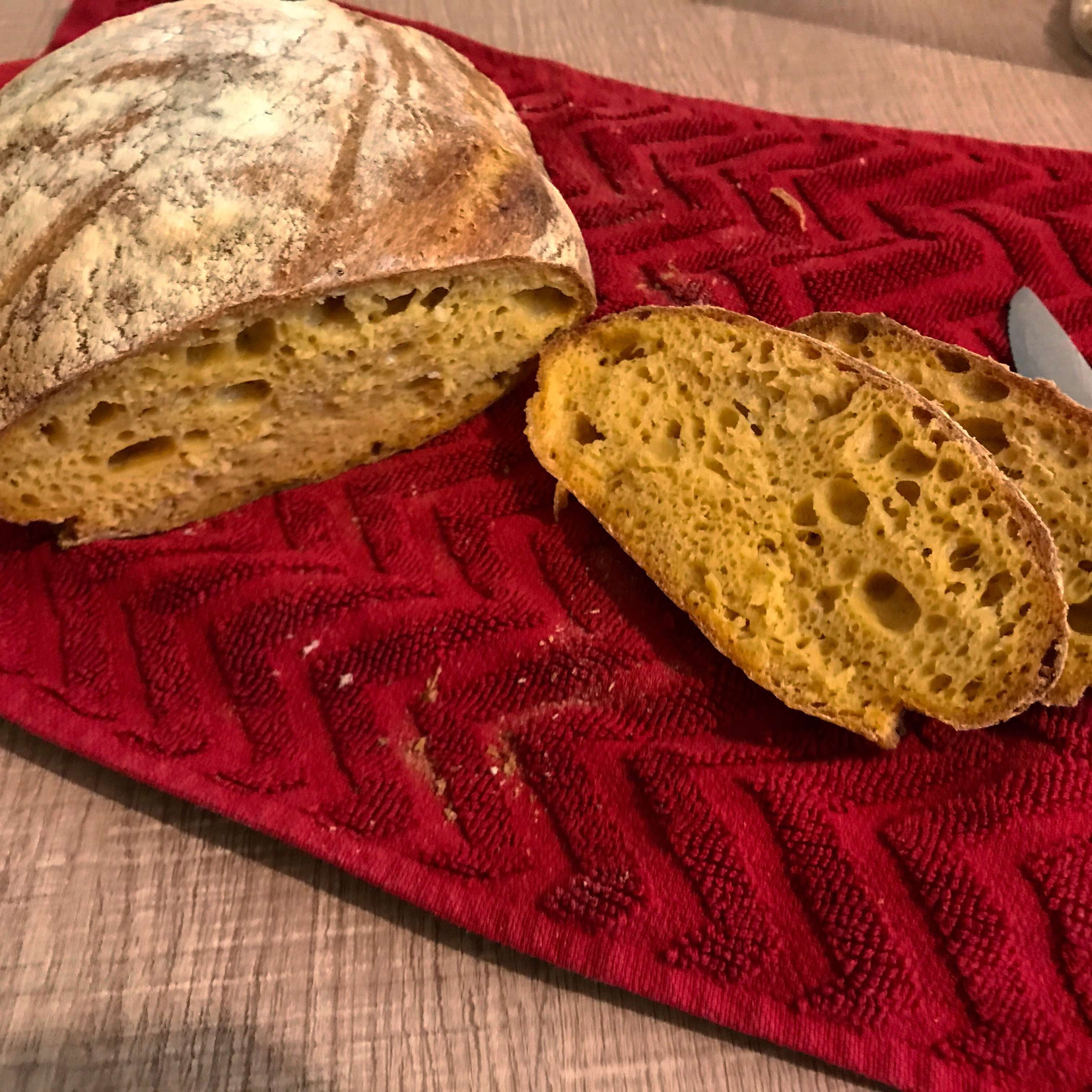 Chef John's Pumpkin Bread IRene So
