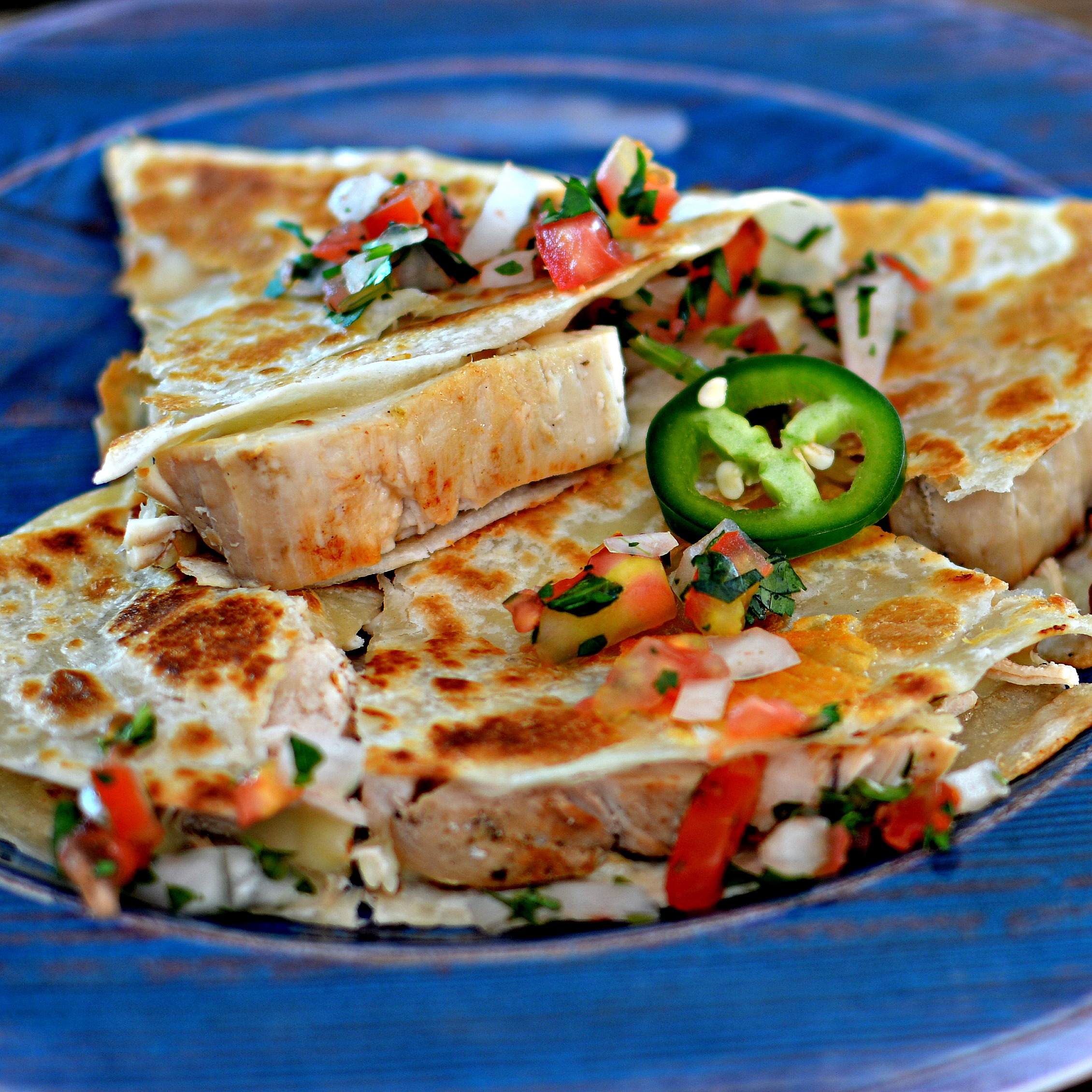 Quesadillas II