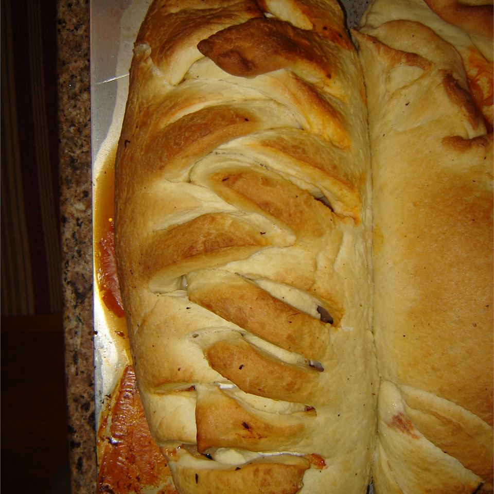 Bread Machine Calzone