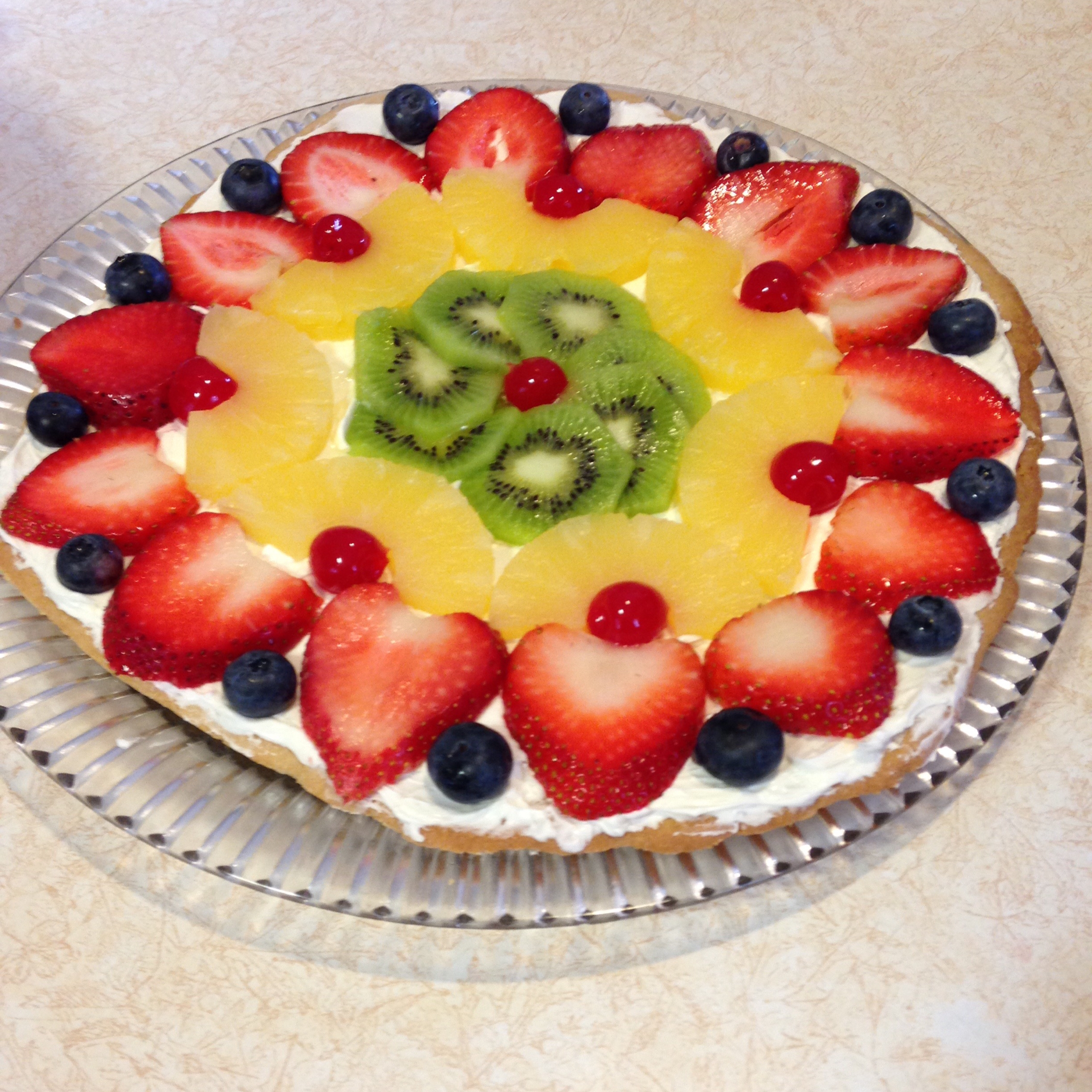 Fruit Pizza II Katelyn