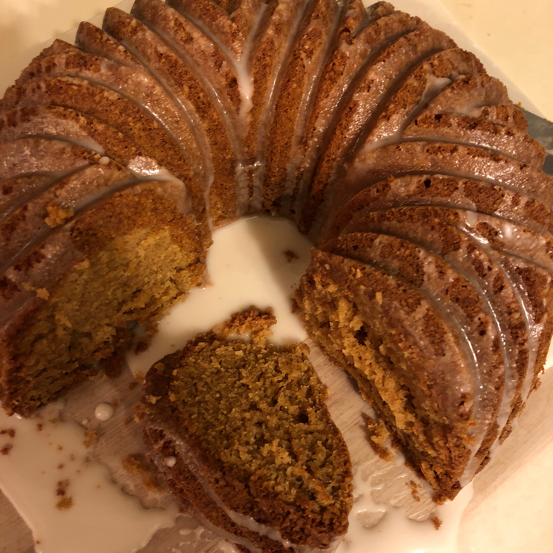Sherry Bundt Cake