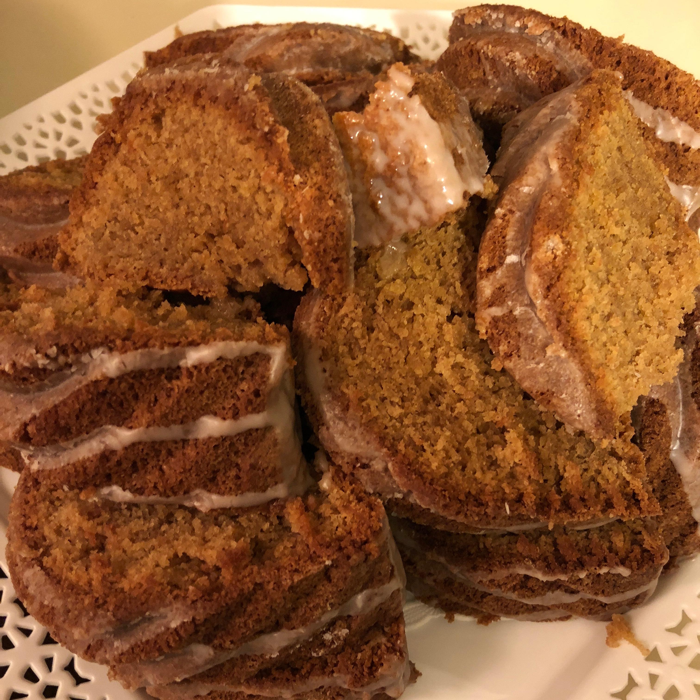 Sherry Bundt Cake Eva Board