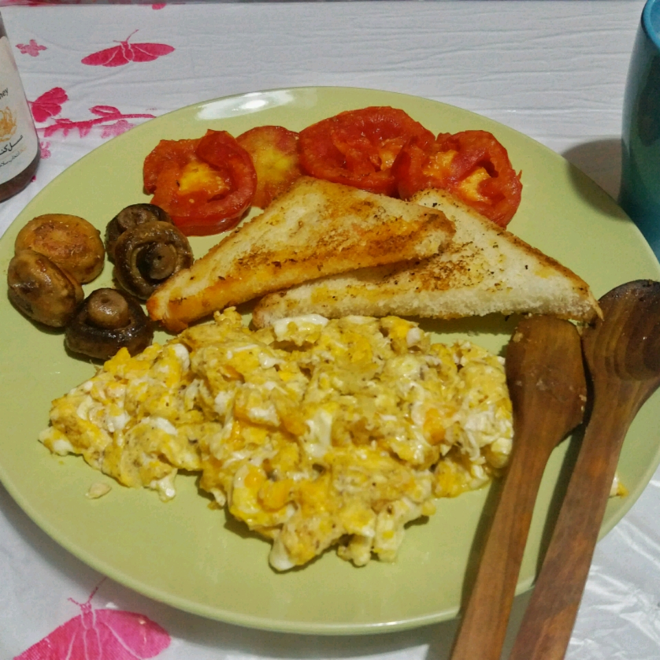 Irish Breakfast damoona