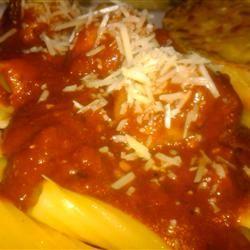 Nanny's Spaghetti Sauce Caitlin