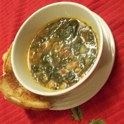 Tomato Florentine Soup I Rae