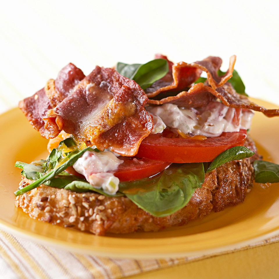 Bacon Tomato Melts Diabetic Living Magazine