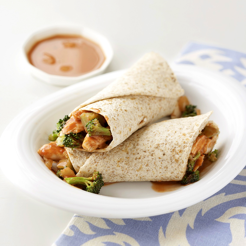 Moo Shu Chicken Wraps Trusted Brands