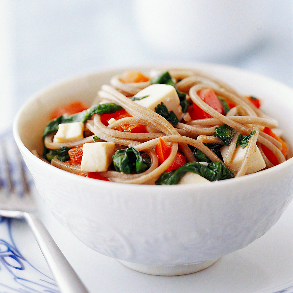Tofu Stir-Fry with Soba Noodles Trusted Brands