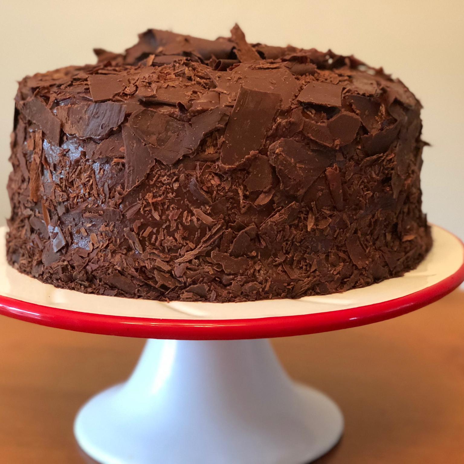 Extreme Chocolate Cake Rach