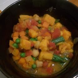 Chickpea Soup I southernmom