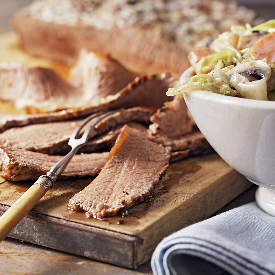 Russian Braised Brisket Trusted Brands