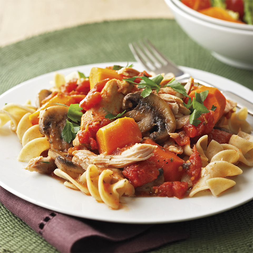 Chicken Ragout Diabetic Living Magazine