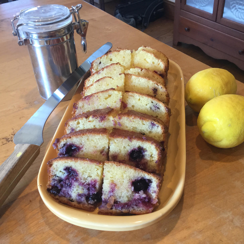 Lemon Poppyseed Muffins with Lemon Glaze