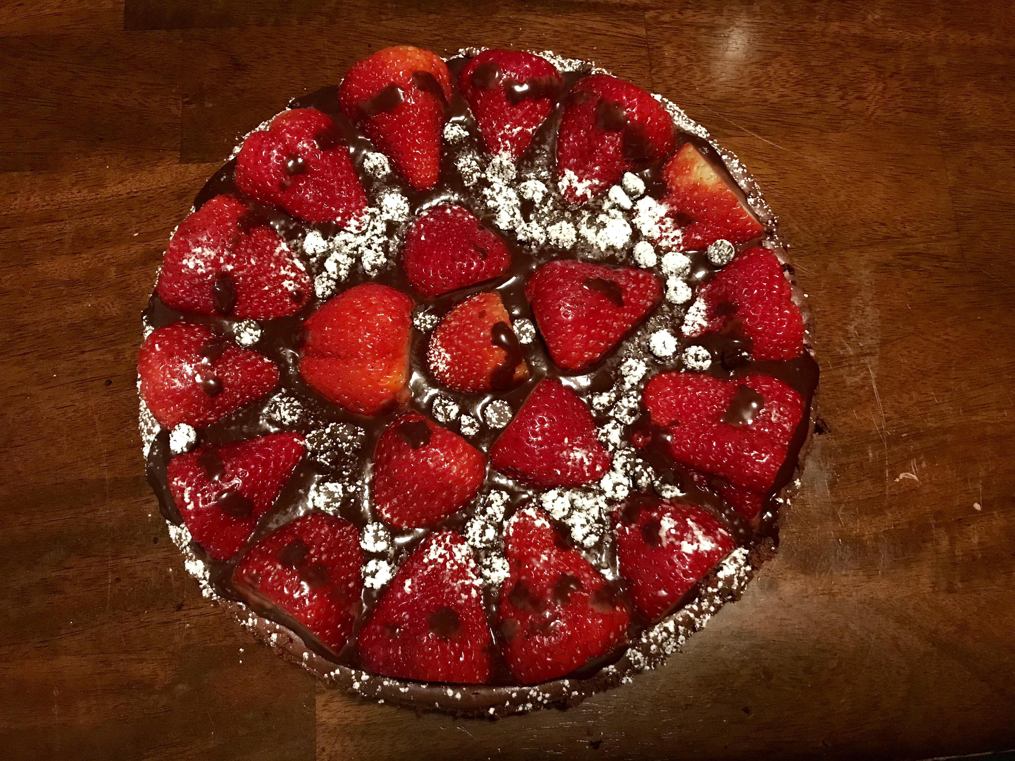 Chocolate Bliss Cheesecake Thomas MacDonald
