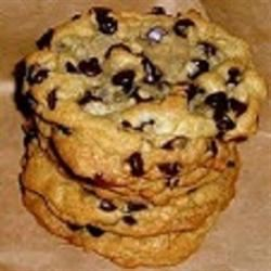 Basic Chocolate Chip Cookies Becky