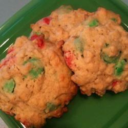 Oatmeal MM Cookies cwileygo