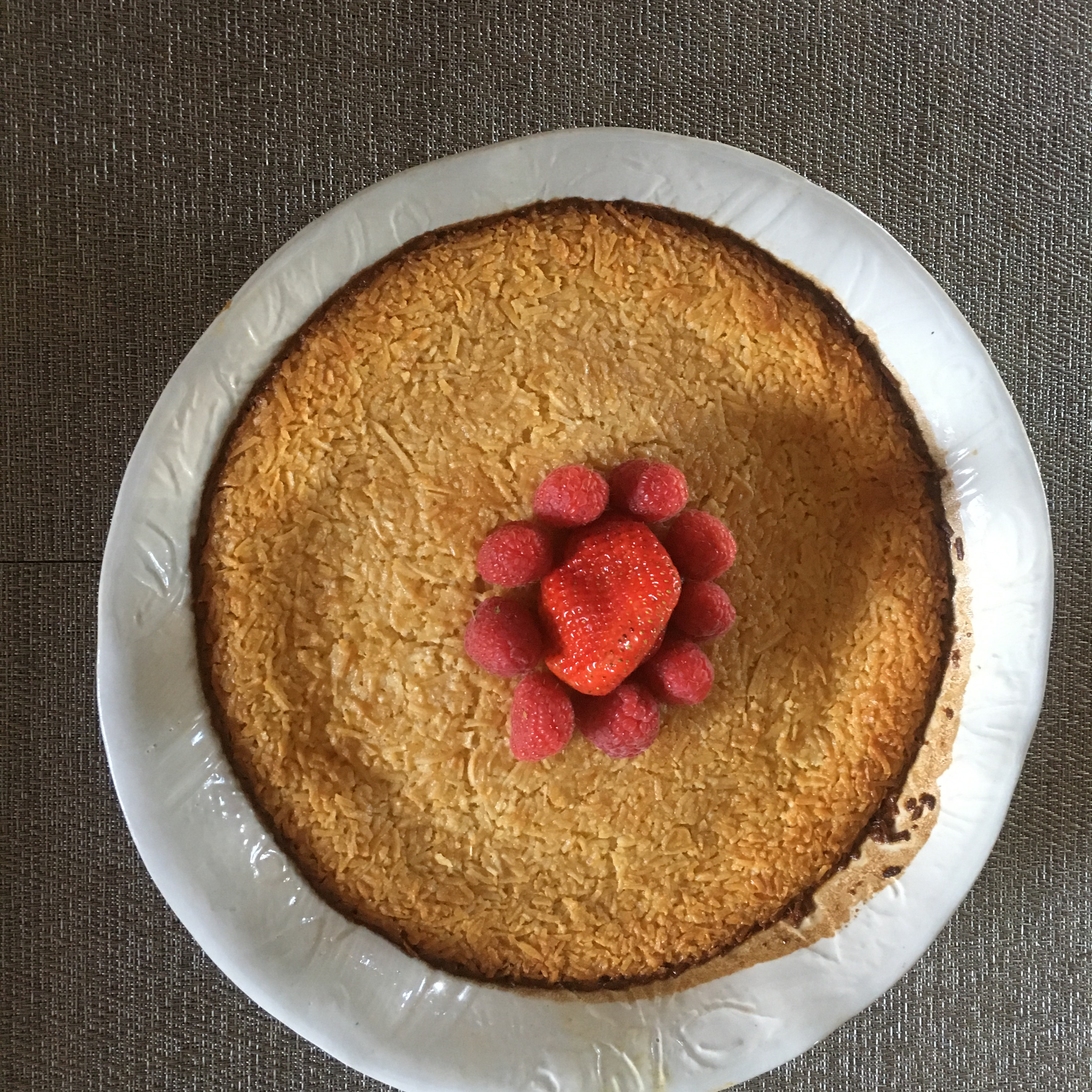 Mother's Day Pie