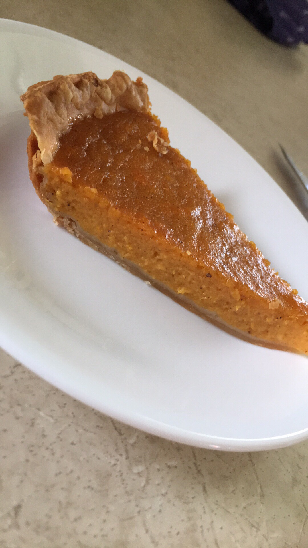 Goldilocks Sweet Potato Pie Prudence Penn