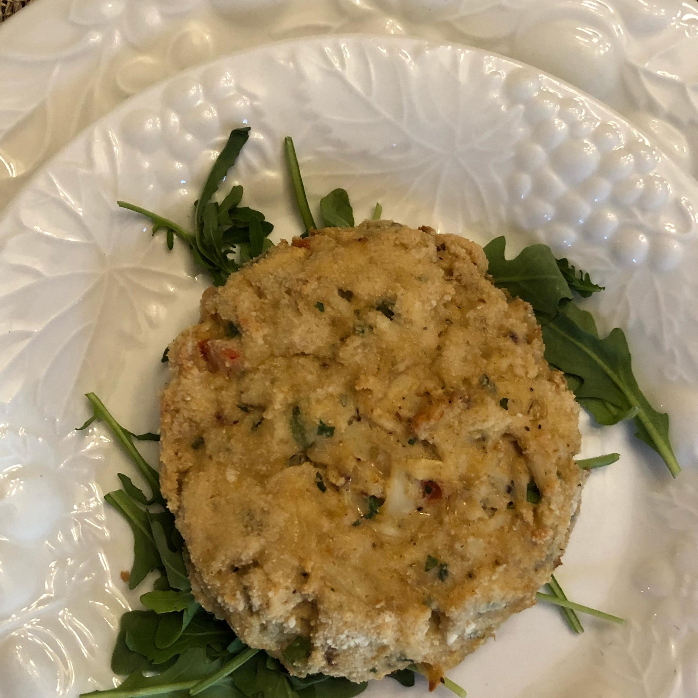 Paleo Maryland Crab Cakes