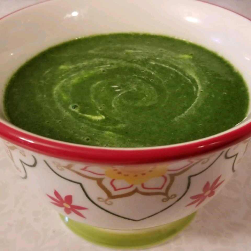Stinging Nettle Soup famcook106