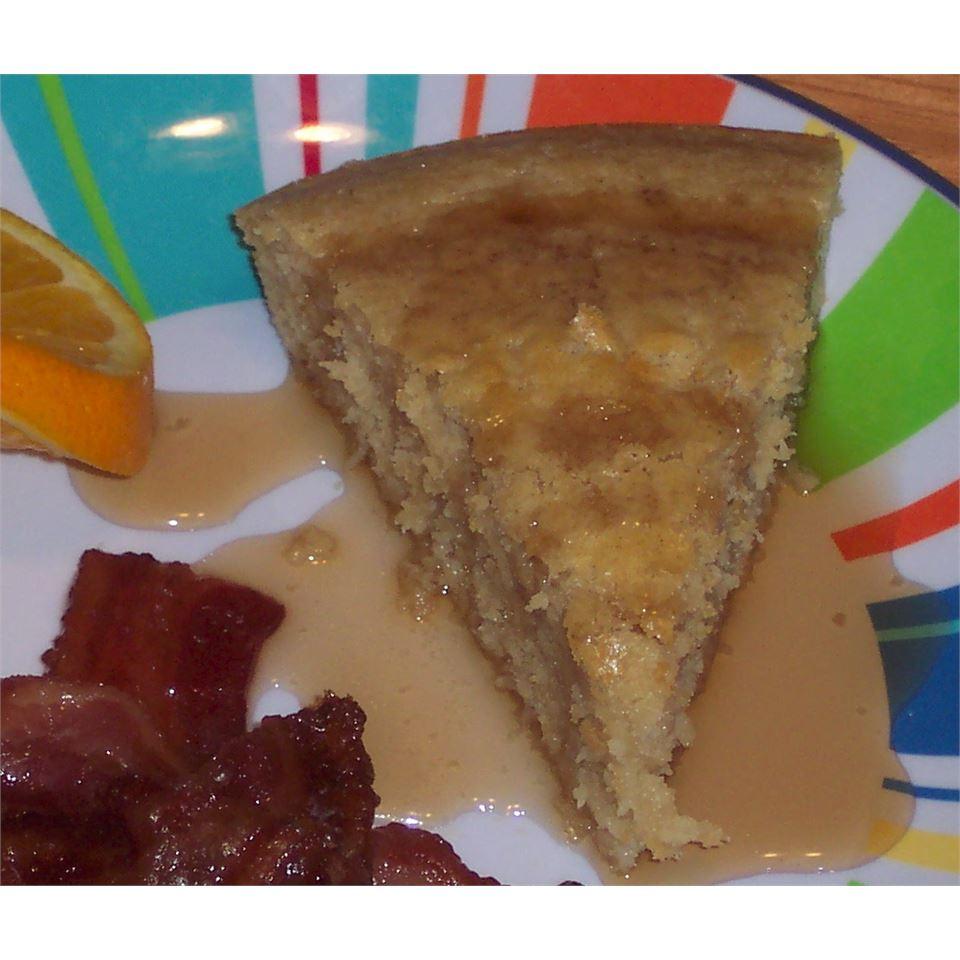 Baked Pancake Squares cookinme
