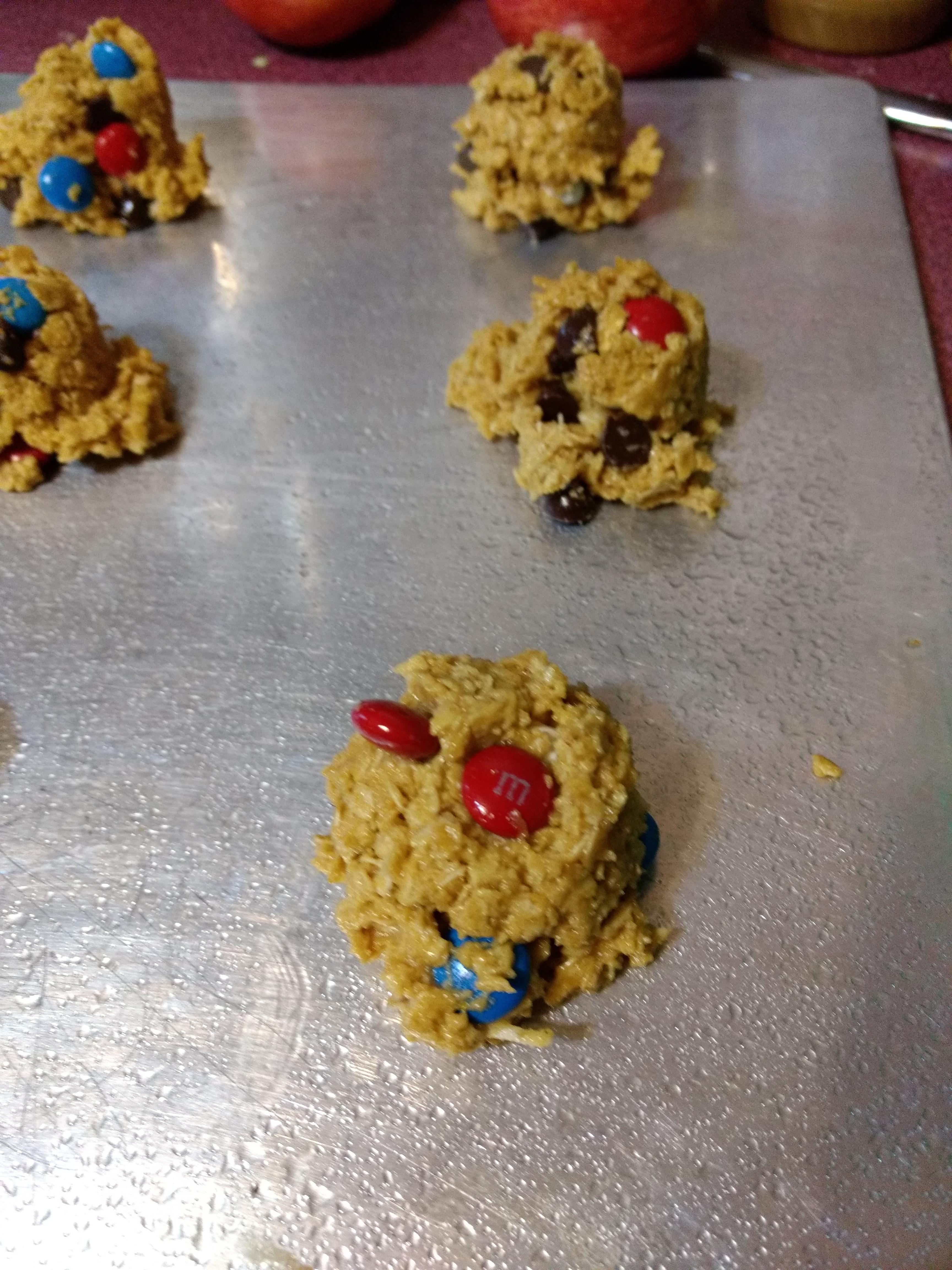 Monster Cookies I Tammy